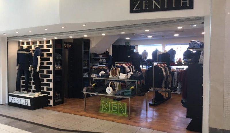Zenith store front